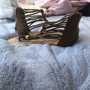 Kids Jessica Simpson sandals size 3